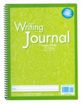 Zaner-Bloser My Writing Journal, Liquid Green Grades 4+