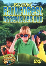Rockin' Rainforest Assemblies DVD