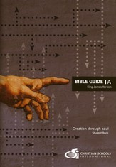 Bible Guide A Student Workbook (KJV)