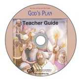God's Plan Teacher's Guide DVD-ROM