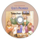 God's Promises Teacher's Guide DVD-ROM