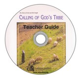 Calling of God's Tribe Teacher's Guide & Black Line  Master DVD-ROM