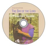Day of the Lord Teacher's Guide & Black Line Master DVD-ROM
