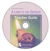 Light to the Gentiles Teacher's Guide & Black Line Master DVD-ROM