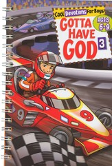 Gotta Have God Boys Devotional Vol 3 - Ages 6-9