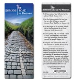 Romans Road to Heaven Bookmark, NIV