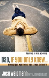Dad, If You Only Knew...: Eight Things Teens Want to Tell Their Fathers (but Don't) - eBook