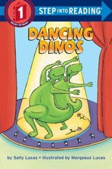 Dancing Dinos - eBook