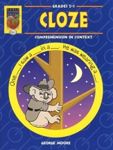 Cloze: Comprehension in Context Grades 2-3