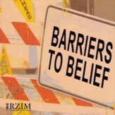 Barriers to Belief - CD