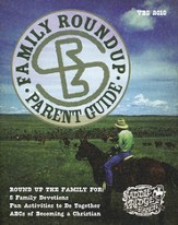 Family Roundup Parent Guide - pack of 10