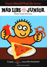 Mad Libs Junior: Snack Attack!