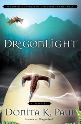 DragonLight: A Novel - eBook Dragonkeeper Chronicles Series #5