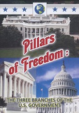 Pillars of Freedom: The Three Branches of the U.S. Government--DVD