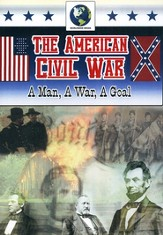 The American Civil War: A Man, A War, A Goal DVD