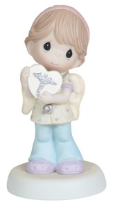 You're An Angel Nurse, Precious Moments Figurine