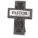 Pastor, Badge of Faith Cross