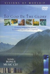 To God Be the Glory, DVD