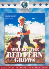 Where the Red Fern Grows DVD