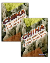 China: The History & The Mystery DVD Set (2 DVDs)