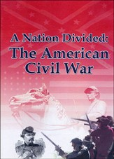 A Nation Divided: The American Civil War DVD