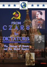 From Czars to Dictators: The History of Russia and the Soviet Empire DVD