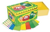 VeggieTales Sticky Mosaics Friendship Box