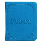 Pocket Inspirations of Peace, Lux-Leather
