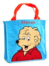 Personalized, Brother Bear Tote