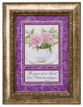Woman of God Framed Print