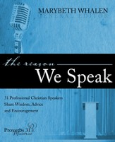 The Reason We Speak