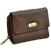 Faith, Faux Leather Wallet, Khaki