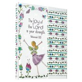 The Joy Of the Lord, Flap Journal