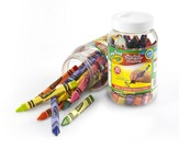 Crayola, My First Crayola, Washable Easy Grip Crayons, 30 Pieces