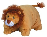 He Is My Strength, Plush Lion