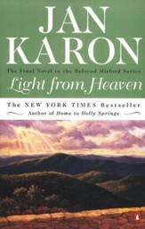 #9: Light from Heaven, a novel (Large Print Edition) - Slightly Imperfect