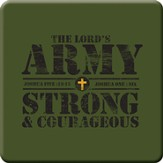 The Lords Army Magnet