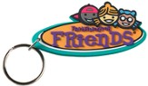 FaithWeaver Friends, Elementary, Key Chain, 5-pack
