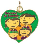 FaithWeaver Friends, Elementary, Service to Family Key  , 5-pack