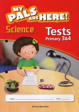 MPH Science Tests Primary 3 & 4 (Second Edition)