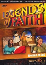 Legends of the Faith: Women of God
