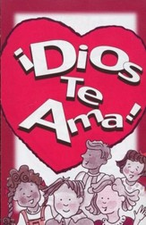 ¡Dios Te Ama! Paq. de 25 Tratados  (God Loves You! Pack of 25 Tracts)