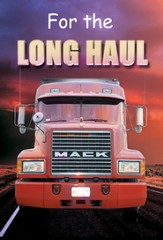 For the Long Haul (NIV), Pack of 25 Tracts