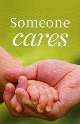 Someone Cares, Pack of 25 Tracts