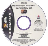 WORDsearch 9 PC/Mac - Holman New Testament Commentary on CDROM