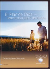 El Plan de Dios para un Matrimonio Lleno de Alegría, God's Plan for a Joy-Filled Marriage 6 DVD's