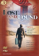 2010 One Step to Freedom Conference: Lost and Found DVD with MP3
