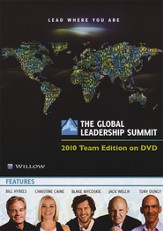 The Global Leadership Summit: 2010 Team Edition on DVD