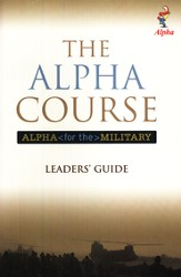 Alpha Military: Leader's Guide