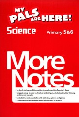 MPH Science More Notes Primary 5 & 6 (Second Edition)